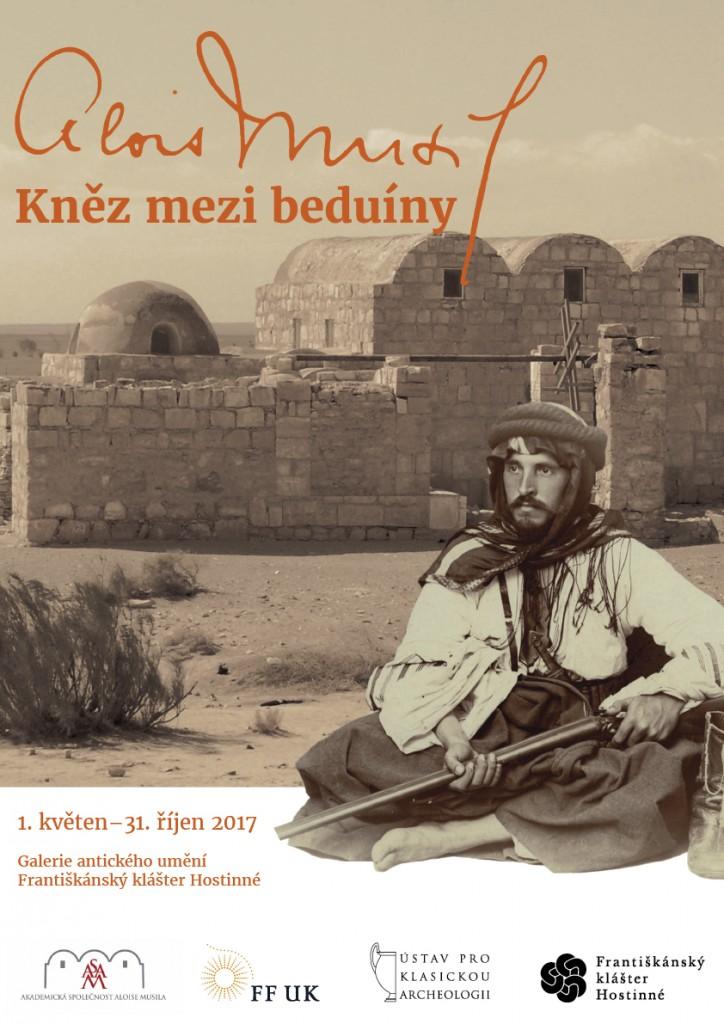 Alois Musil: Mnich mezi beduíny